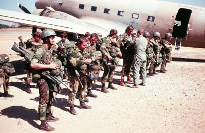Rhodesian Bush War (2)
