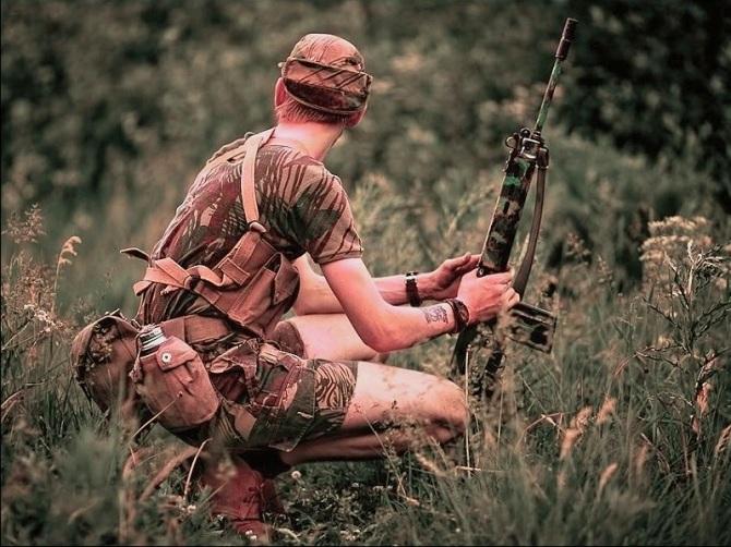 Rhodesian Bush War (1)